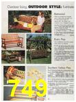 1989 Sears Home Annual Catalog, Page 749
