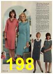 1965 Sears Fall Winter Catalog, Page 198