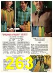 1969 Sears Fall Winter Catalog, Page 263