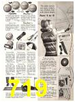 1969 Sears Spring Summer Catalog, Page 719