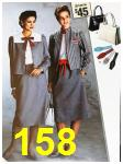 1985 Sears Fall Winter Catalog, Page 158