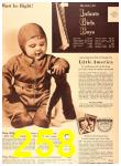 1940 Sears Fall Winter Catalog, Page 258