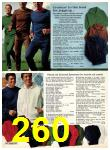 1969 Sears Fall Winter Catalog, Page 260