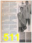 1957 Sears Spring Summer Catalog, Page 511