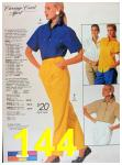 1988 Sears Spring Summer Catalog, Page 144