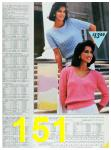 1985 Sears Spring Summer Catalog, Page 151