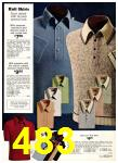 1975 Sears Spring Summer Catalog, Page 483