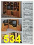 1991 Sears Fall Winter Catalog, Page 534