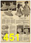 1962 Sears Spring Summer Catalog, Page 451
