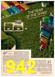 1972 Montgomery Ward Spring Summer Catalog, Page 942