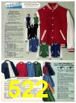 1977 Sears Fall Winter Catalog, Page 522