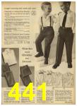 1962 Sears Spring Summer Catalog, Page 441