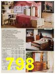 1987 Sears Fall Winter Catalog, Page 798