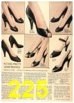 1956 Sears Fall Winter Catalog, Page 225