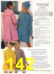 1969 Sears Spring Summer Catalog, Page 142