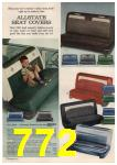 1961 Sears Spring Summer Catalog, Page 772