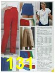 1985 Sears Spring Summer Catalog, Page 131