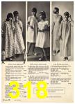 1965 Sears Fall Winter Catalog, Page 318