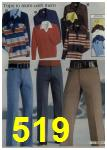 1979 Sears Fall Winter Catalog, Page 519