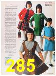 1967 Sears Fall Winter Catalog, Page 285