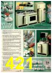 1981 Montgomery Ward Christmas Book, Page 421