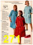 1966 Montgomery Ward Fall Winter Catalog, Page 271