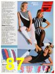 1986 Sears Spring Summer Catalog, Page 87