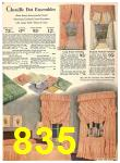 1940 Sears Fall Winter Catalog, Page 835