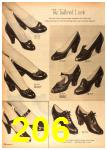 1958 Sears Spring Summer Catalog, Page 206