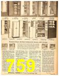 1958 Sears Fall Winter Catalog, Page 759
