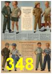 1961 Sears Spring Summer Catalog, Page 348