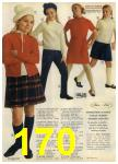 1968 Sears Fall Winter Catalog, Page 170