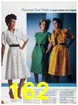1986 Sears Spring Summer Catalog, Page 162