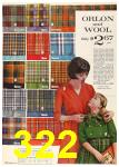 1962 Sears Fall Winter Catalog, Page 322