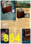 1972 Montgomery Ward Spring Summer Catalog, Page 854