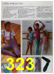 1985 Sears Spring Summer Catalog, Page 323