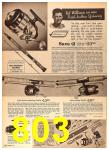 1964 Sears Spring Summer Catalog, Page 803