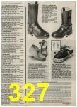 1979 Sears Fall Winter Catalog, Page 327