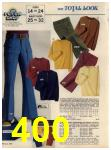 1972 Sears Fall Winter Catalog, Page 400