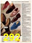 1982 Sears Fall Winter Catalog, Page 292