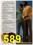 1972 Sears Fall Winter Catalog, Page 589