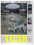 1993 Sears Spring Summer Catalog, Page 1038