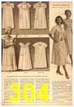 1958 Sears Spring Summer Catalog, Page 304