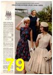 1962 Montgomery Ward Spring Summer Catalog, Page 79