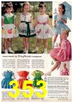 1962 Montgomery Ward Spring Summer Catalog, Page 353