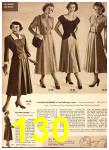 1949 Sears Spring Summer Catalog, Page 130