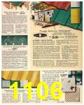 1962 Sears Fall Winter Catalog, Page 1106