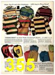 1969 Sears Fall Winter Catalog, Page 355