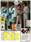 1978 Sears Fall Winter Catalog, Page 503