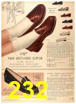 1956 Sears Fall Winter Catalog, Page 232